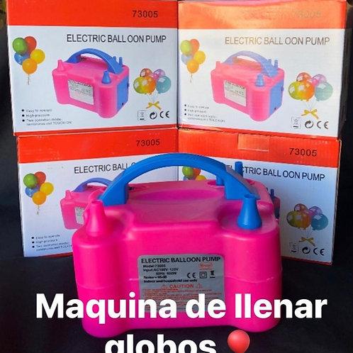 Maquina Electrica Para Llenar Globos