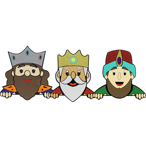 Reyes Asomaos Regular