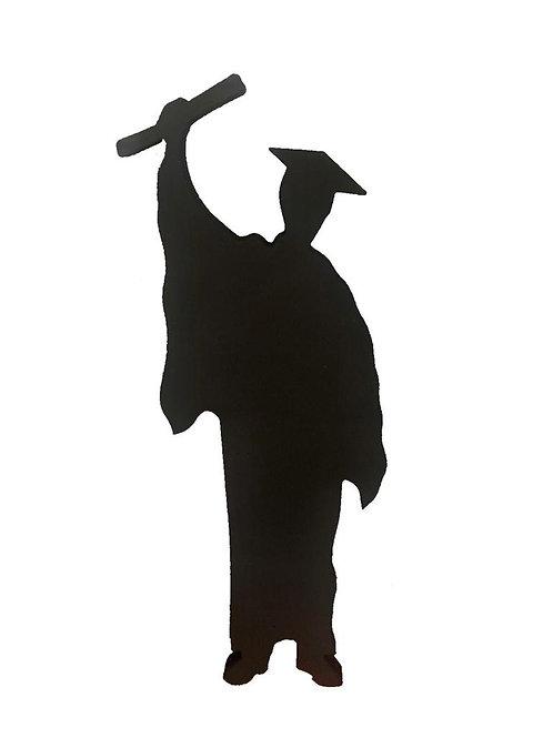 Decoraciones Graduación Siluetas