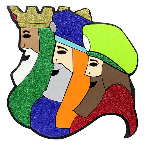 Reyes Triada 3D