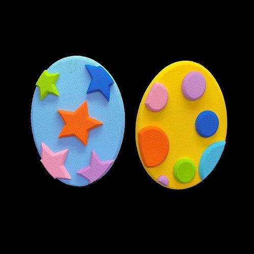 Set de 2 Huevos de 2'