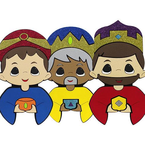 Set de Reyes, Bebés Asomaos