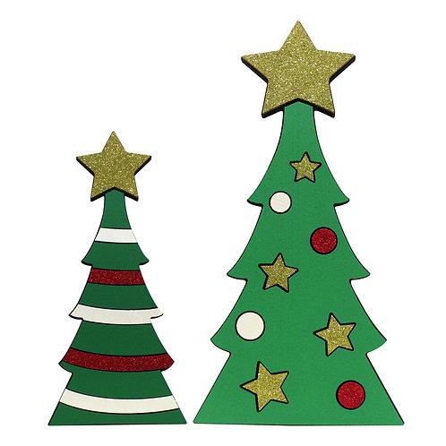 Set de Árbol de Navidad