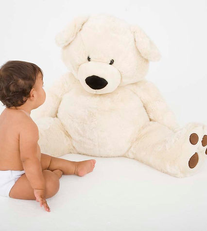 아기와 테디