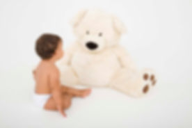 Bébé et Teddy