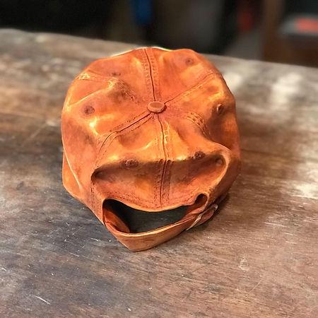 University of Washington Huskies Wood Carved Hat