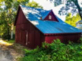 Bob's Wood Shop 100 yr old barn