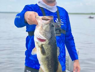 Eugenio's Lake Toho Bass