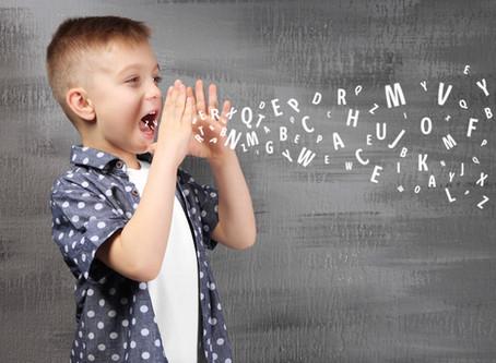 Razumljivost otrokovega govora