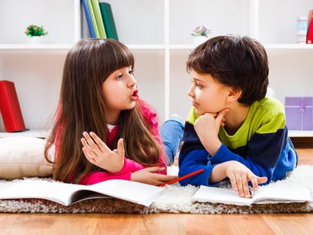 Praktični nasvet spodbujanja govorno-jezikovnega razvoja pri igri z žogo