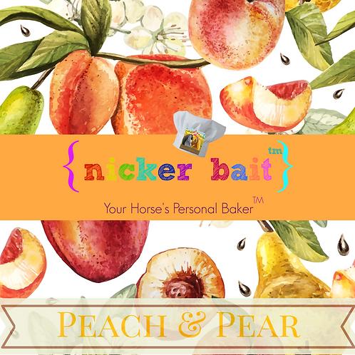 Peach and Pear 1lb
