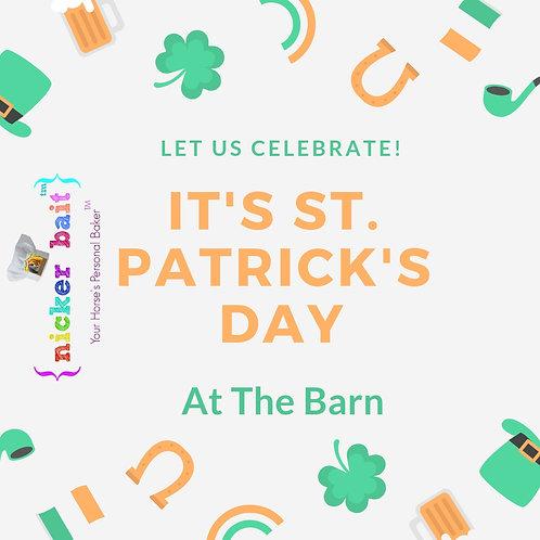 Saint Patrick's Day 1lb