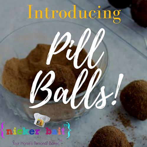 Pill Balls