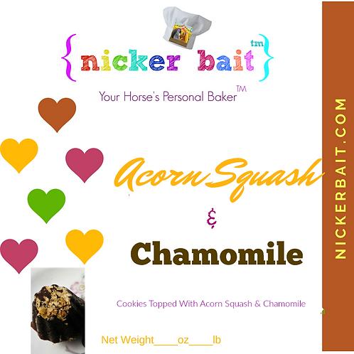 Acorn Squash with Chamomile