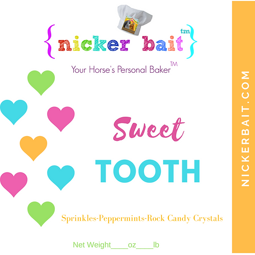 Sweet Tooth 1 lb