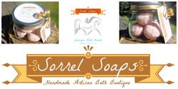 Sorrel Soaps