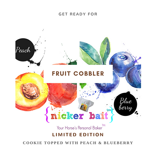 Fruit Cobbler 1 lb