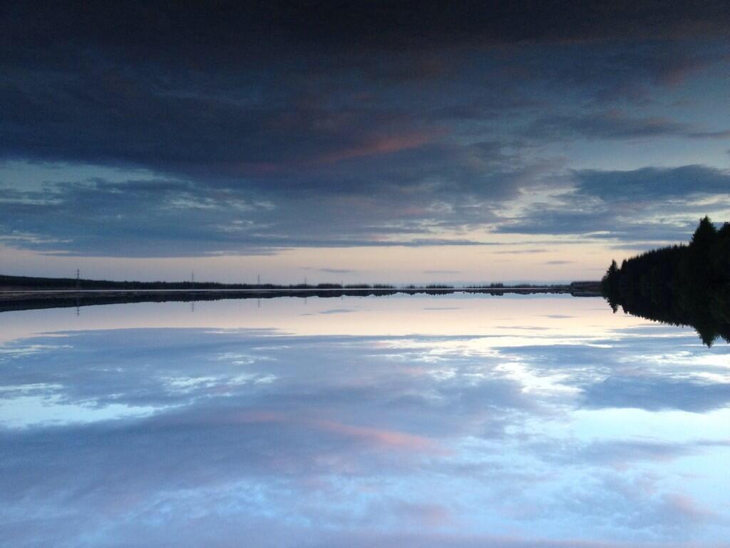 Loch Aishie, 2013
