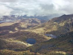 Loch Mullardoch Munros, 2017