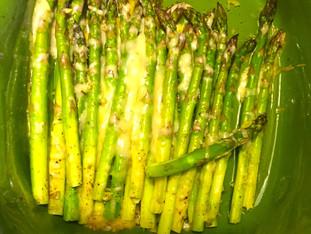 Simple, Crunchy Asparagus