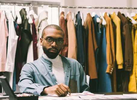 Pyer Moss Designer Kerby Jean-Raymond Makes His Own Rules