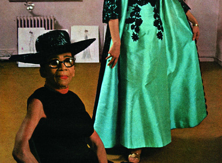 Designer Ann Lowe Was Fashion's 'Best Kept Secret', But Not Anymore