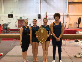 A Second Successful Weekend For Club Gymnasts