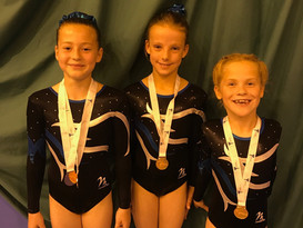 IGC Medal Haul at Scottish Comp in Perth