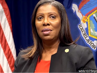 New York State Attorney General Letitia James sued the city of New York, the mayor & police leaders