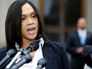 Officers in Freddie Gray case appeal suit against Baltimore State's Attorney Marilyn Mosby to Su