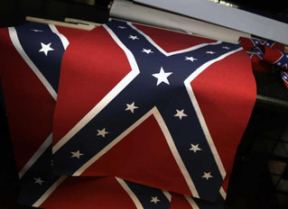 Michigan senator apologizes for wearing Confederate flag face mask
