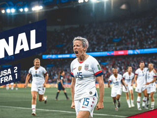 USWNT vs. France score: USA soccer advances to Women's World Cup semifinals