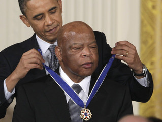 John Lewis, congressman and civil rights icon, dies at 80