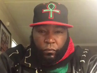 Umar Johnson Comes Out Of Hotep Hiding, Where's the school?