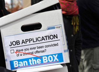 Congress Passes Landmark 'Ban the Box' Legislation - National Employment Law