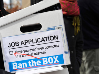 Congress Passes Landmark 'Ban the Box' Legislation - National Employment Law