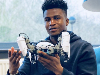 Silas Adekunle: The Smartest Gaming Guru In The World