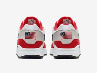 Nike Drops 'Betsy Ross Flag' Sneaker After Kaepernick Criticizes It