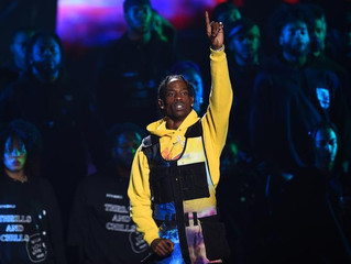 Travis Scott required NFL charitable donation for Super Bowl halftime show