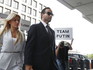 Fresh out of prison, ex-Trump aide George Papadopoulos announces he's running for Congress