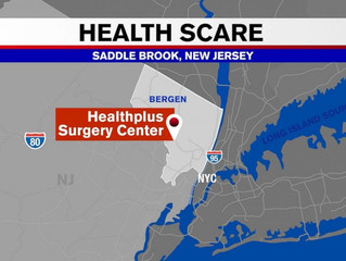 More than 3,000 patients at New Jersey surgery center possibly exposed to HIV, hepatitis