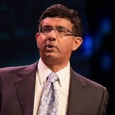 Trump pardons Dinesh D'Souza