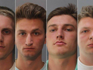 Racists Teens Identified in hate crime in maryland caught due to wifi