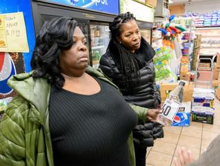 Outrage in Brooklyn over '40 Ounce' water bottle that looks like malt liquor