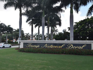 Private prison company moves annual conference to Trump-owned golf resort