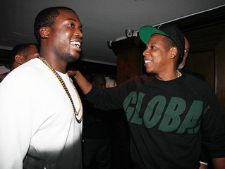 JAY-Z CONVINCES MEEK MILL TO CANCEL TRUMP MEETING