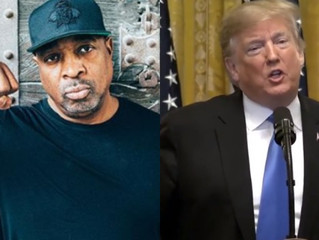 Chuck D Has Scathing Words For Donald Trump And His Followers: 'This is the Devil'