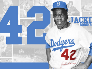 Remembering Jackie Robinson at 100 yrs Old