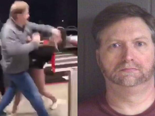 Police arrest 250 lb white man for assaulting Black girl at mall in viral clip