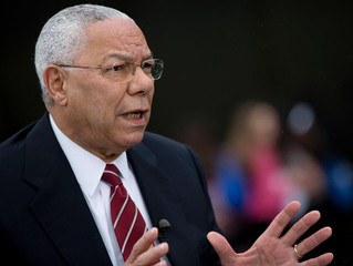 COLIN POWELL SAYS DONALD TRUMP HAS TURNED AMERICA FROM 'WE THE PEOPLE' TO 'ME THE PRESID